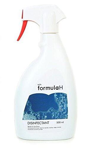 Petlife Formula-H Disinfectant RTU 500ml Trigger Spray  x 1