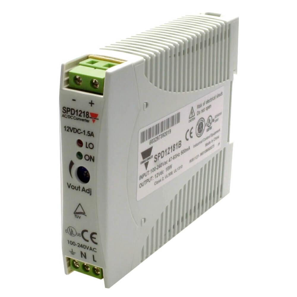 Carlo Gavazzi SPD24181 Switching Power Supply