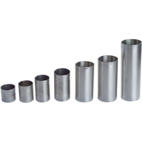 Thimble Measure Stainless Steel GS/CE Stamped 125ml
