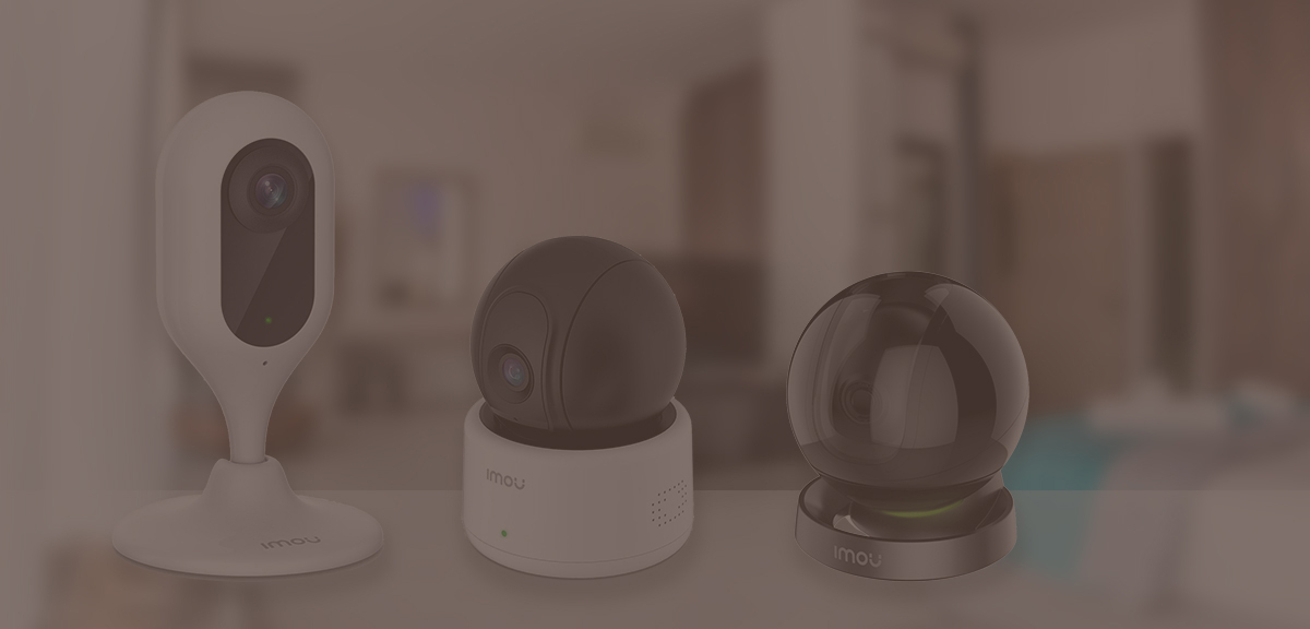 Introducing Imou, our new range of Smart IoT Cameras.