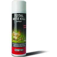 Net-Tex Total Mite Kill Spray (Aerosol) 250ml x 1