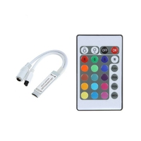CONTROLLER RGB SLIM   SLIM RGB REMOTE CONTROLLER