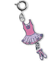 CHARM IT Ballerina Dress Charm. (Priced in singles, order in multiples of 6)