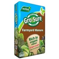 Gro-Sure Farmyard Manure 50lt