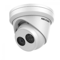 Hikvision 3MP IP Turret Dome 40m IR H265+ 4mm