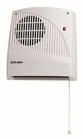 Dimplex - Wall Mounted Fan Heater 1/2Kw