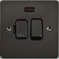 Spur Unit Ultimate switched with Neon Black Nickel