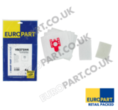 No. 198 Miele FJM & H Type SMS Bags & Filter Kit (Pack of 4+2)