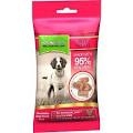 Natures:Menu Dog Treats Beef 60g x 12