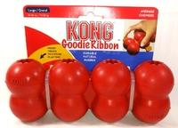 Kong Red Goodie Ribbon - Large x 1