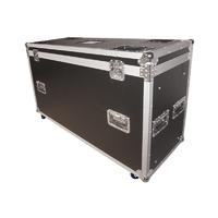 LEDJ Dance Floor Flight Case - 8pcs 4 x 2ft