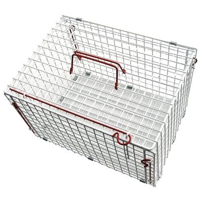 """Folding Wire Cage 43 x 31 x 28cm (17 x 12½""""x 11"""")"""