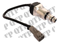 Hydraulic Oil Filter Restriction Indicator