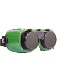 Revlux Clear + IR5, reinforced solidity goggles