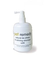 Pet Remedy Atomiser Refill 250ml Bottle x 1