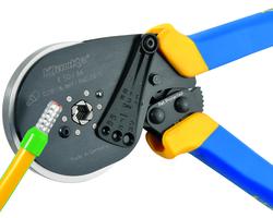 New Klauke K30/6K bootlace ferrule crimper, suits 0.08 to 16mm sq ferrules, a market 1st ! Click below for more info...