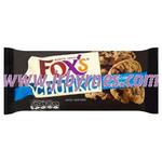 Foxs Chunkie Milk Choc Cookies 180g x9