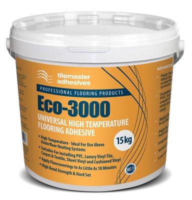 ECO-3000 Universal High Temperature Flooring Adhesive