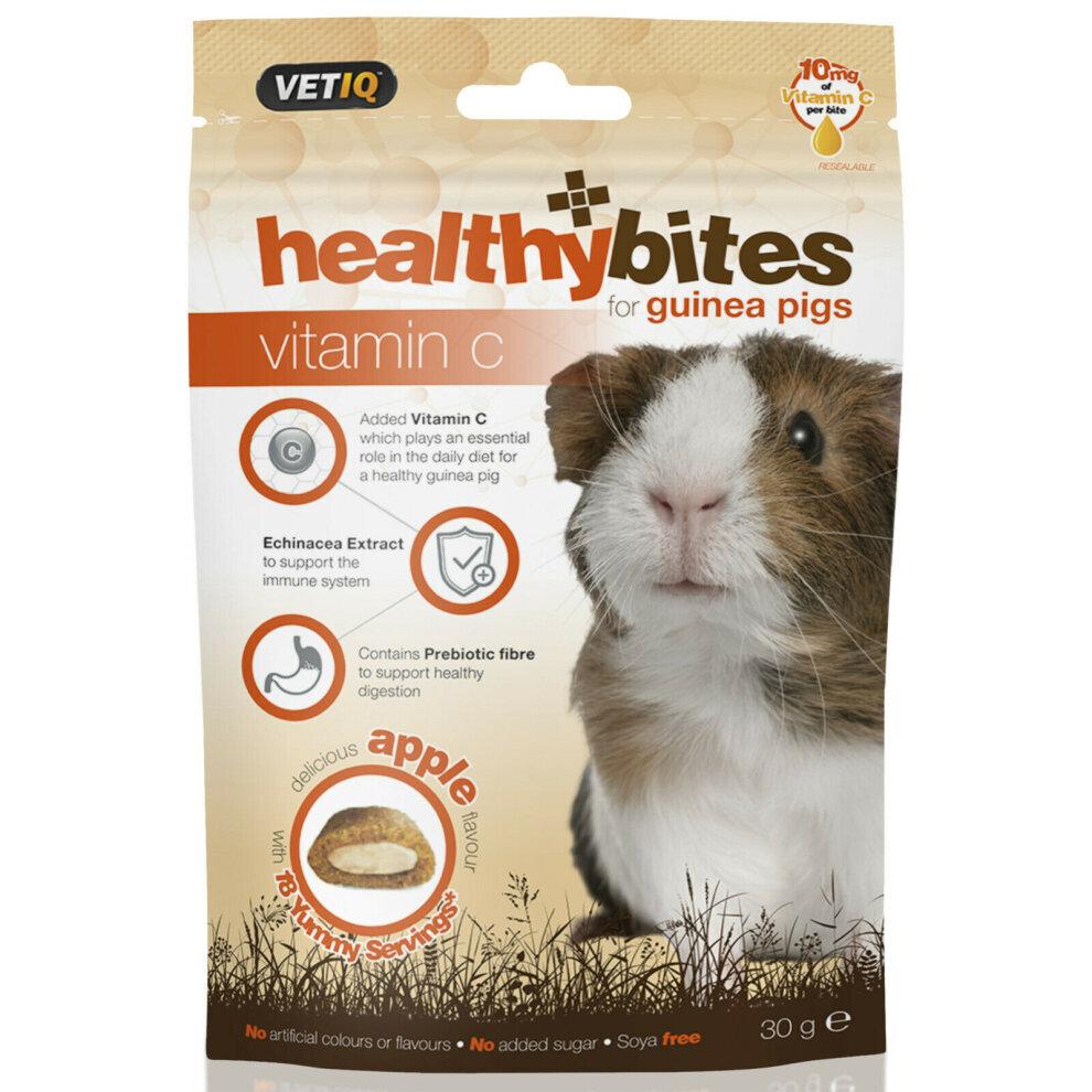 VETIQ Healthy Bites Vitamin-C for Small Animals 30g x 8