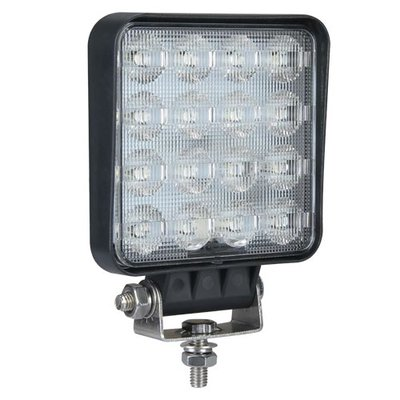 "4"" LED Square Reverse Lamp"