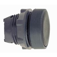 Telemecanique Black Unmarked Flush Pushbutton