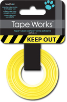Tape Keep Out (Priced in singles, order in multiples of 4)