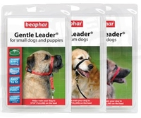 Beaphar Gentle Leader Head Collar Black Small x 1