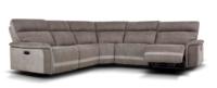 levanzo brown modular sofa 1