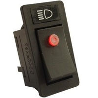 Rocker Switch With Assorted Symbol / Lenses