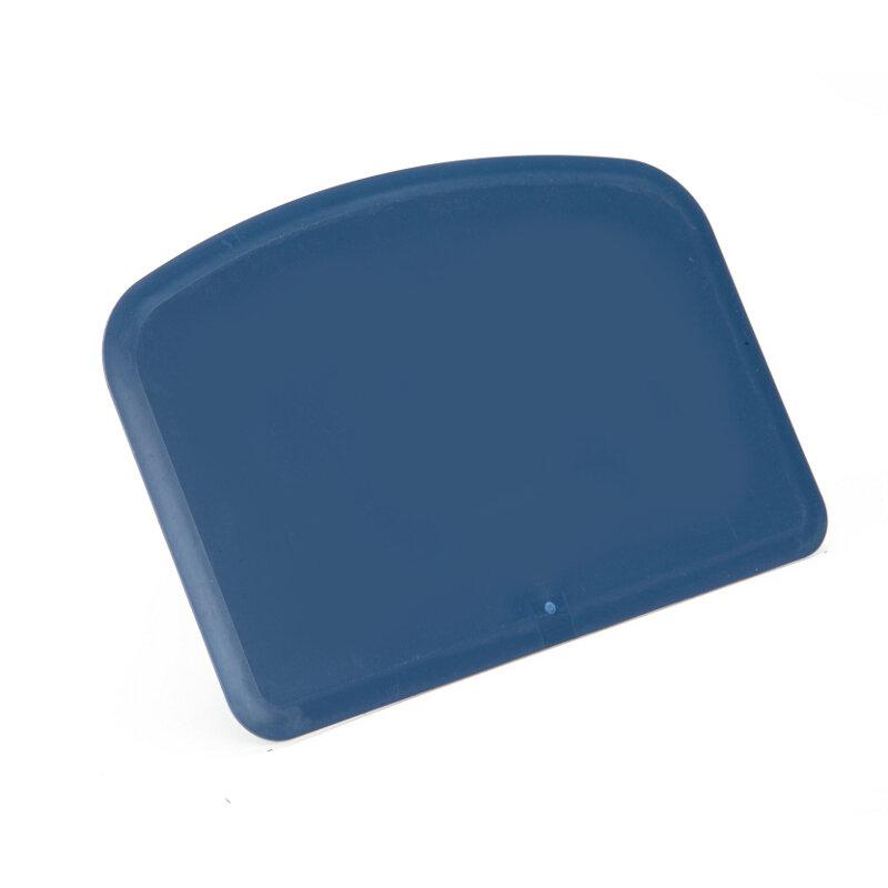 Detectable flexible bowl scrapers