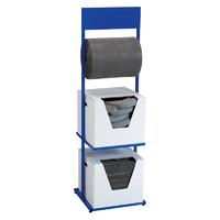 Spill Control Dispenser - Multilevel Stand