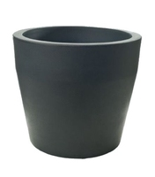 Acquario Planter Round 50lt - Black