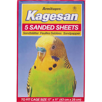 "Kagesan Sandsheets - No.6 Red 17"" x 11"" x 12"