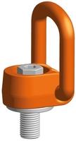 Pewag Screwable Rotating Lifting Point PLAW | Metric Thread