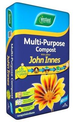 Westland Compost Multi Purpose with John Innes 60lt