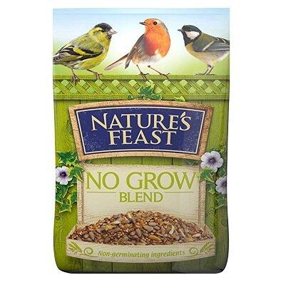 Natures Feast No Grow Blend Wild Bird Food 12.75kg