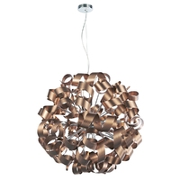 Rawley 12Light Pendant Satin Copper 12 X G9 | LV1802.0001