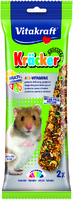 Vitakraft Hamster Multi-Vitamin Kracker 112g x 5