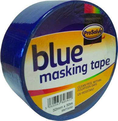 PROSOLVE BLUE MASKING TAPE 25MMX50M