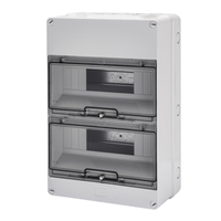 Gewiss 24 MOD Surface IP55 Enclosure