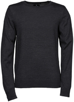 Tee Jays TJ6000 Men's Crew Neck Knitted Sweater