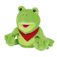 Hand Puppet - Frog
