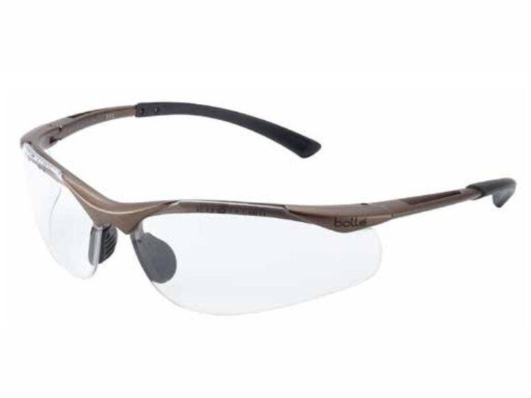 BOLLE Contour Nylon Frame Clear A/M Glasses