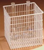 Basket Rectangular St./Steel Wire 125mm Cube
