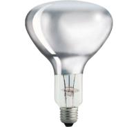 PHILIPS  IR375W/CH I/R LAMP HARD GLASS