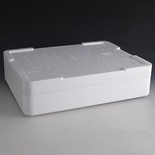 FM1.Pack of 20 Insulating Box Size 305x230x60mm Internal.