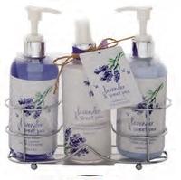 Body Collection Lavender Scented Trio
