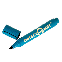 Detectable Permanent Mark, Black Ink