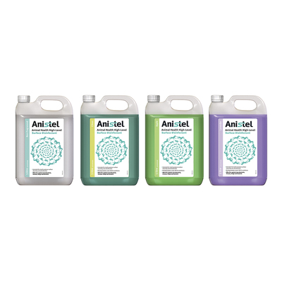 Anistel H/L Surface Disinfectant