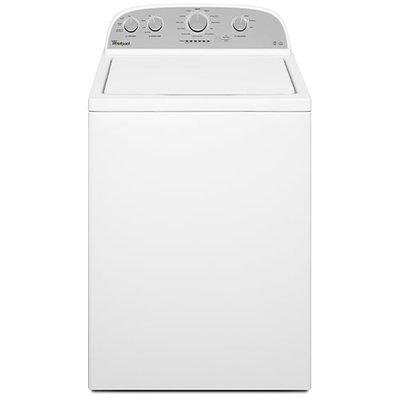 Whirlpool 15KG Washer 6th Sense 3LWTW4815FW American Style Commercial Washing Machine